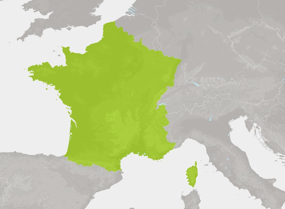 Carte Thailande Climat.Meteo France Previsions Meteo Detaillees A 15 Jours Meteo Consult