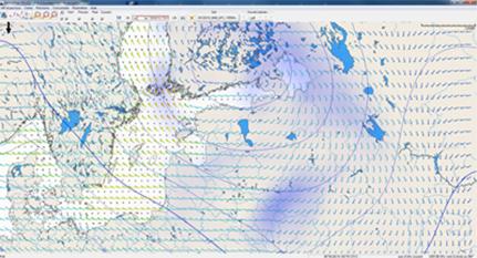 Carte De Leurope Meteo.Grib Files To Download Free 14 Day Marine Weather Maps Meteo