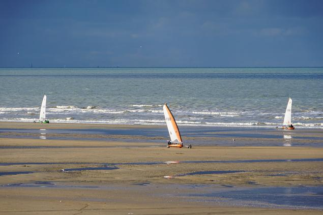 Diaporama Cabourg Dives Sur Mer Actualites Nautisme