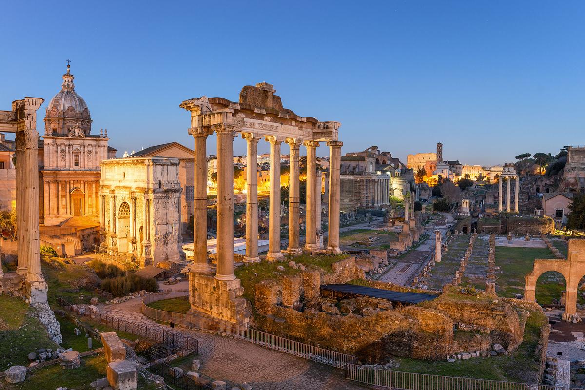 Weather Forecast Rome   Italy Lazio  free 20 day weather ...