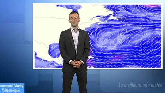 Tempête tropicale Bertha vers les Bahamas et USA