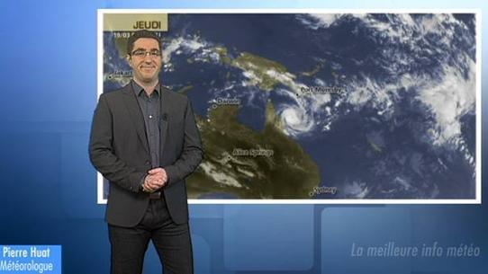 Cyclone Nathan : l'Australie menacée
