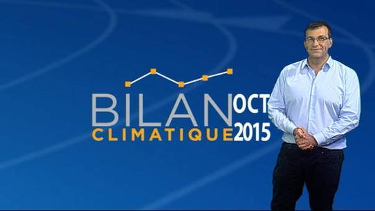 Bilan climatique d'octobre 2015