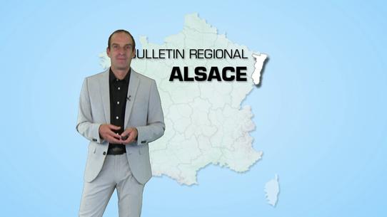 Météo Strasbourg et Alsace