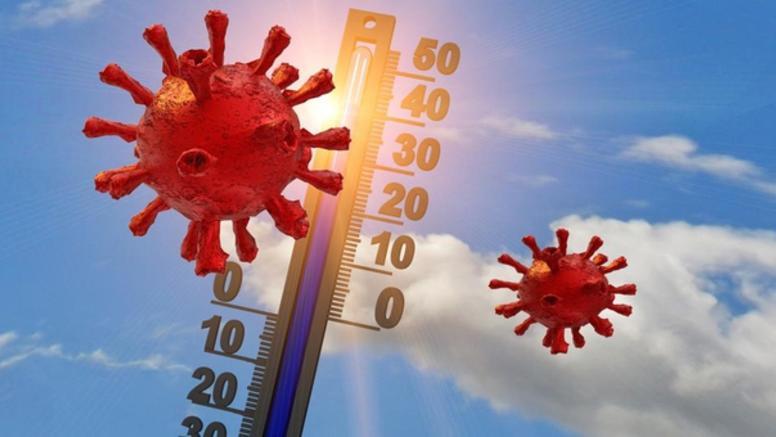 La météo joue-t-elle un rôle dans la prévision de l'épidémie de la Covid-19 ?