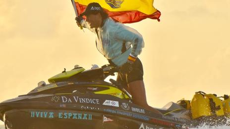 L'odyssée d'Alvaro de Marichalar « Ce n'est pas la taille du navire, mais la taille du rêve qui compte »