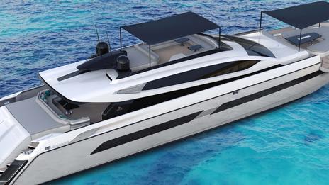 Nouvelle gamme Otam Custom 115 : vitesse, style et élégance dans un ensemble sur mesure
