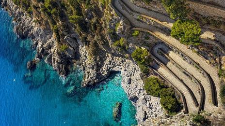 Les plus beaux sentiers de Capri