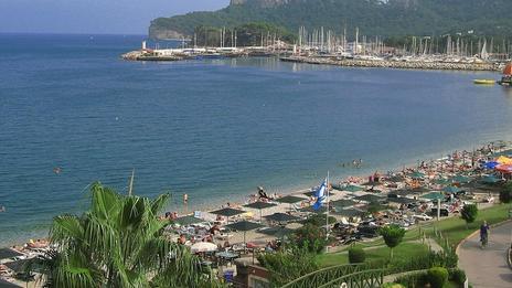 Kemer en Turquie, sur les traces de la civilisation lycienne