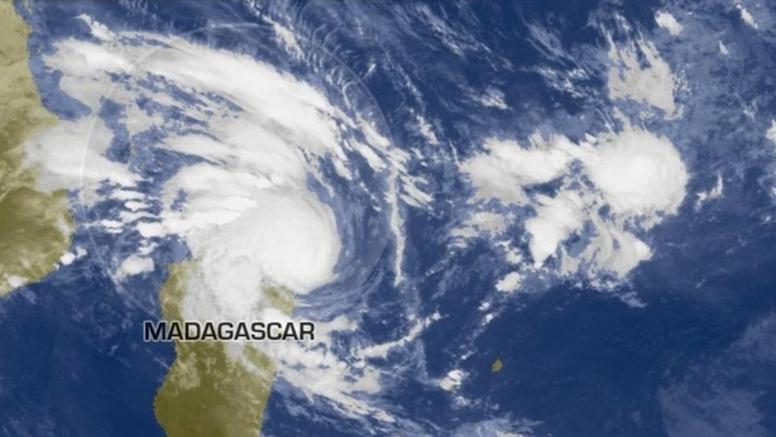 Madagascar touchée par le cyclone Bingiza