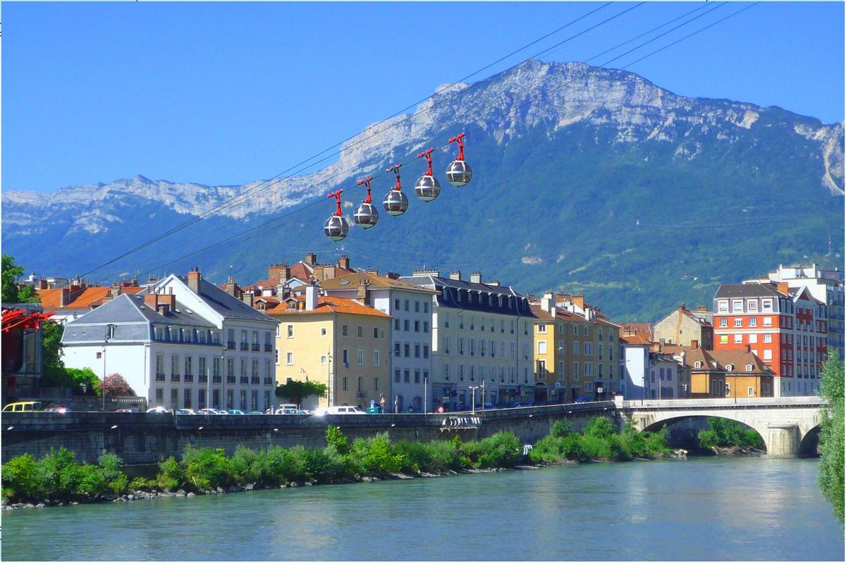 Meteo Grenoble (38000) Isère Prévisions METEO GRATUITE
