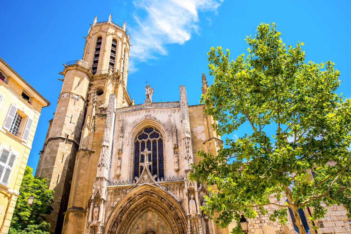 Aix En Provence Väder