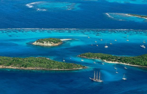 Saint-Vincent-et-les-Grenadines, paradis de la plaisance