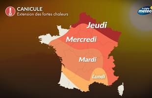 Canicule, Acte 2  : vers le jour le plus chaud en France depuis 1900 ?