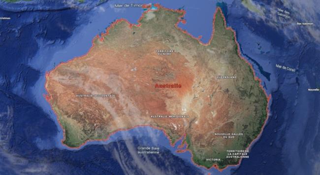 Australie Des Incendies Et Des Records De Chaleur Actualites La Chaine Meteo