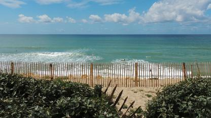 Météo sur les littoraux ce week-end : vent du sud avant les orages !