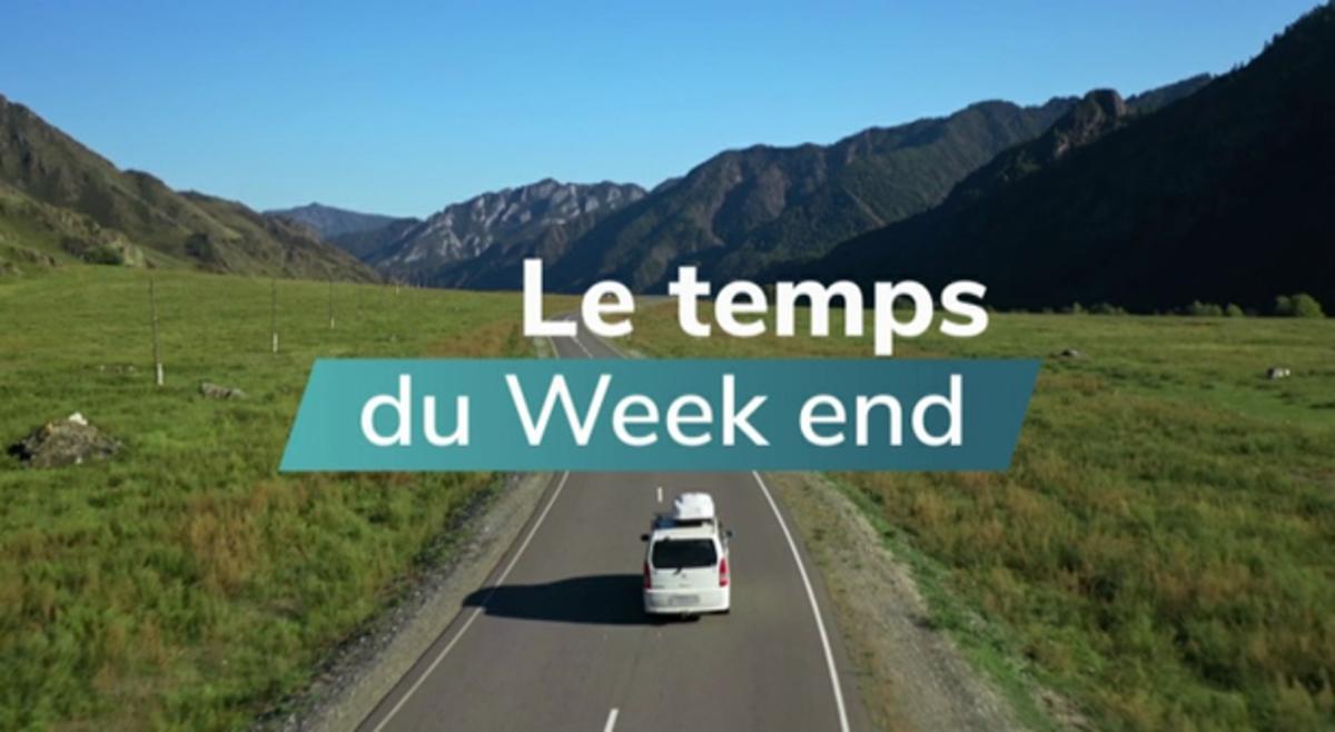 Météo du week-end : retour au calme dans la fraîcheur - Actualités La Chaîne Météo