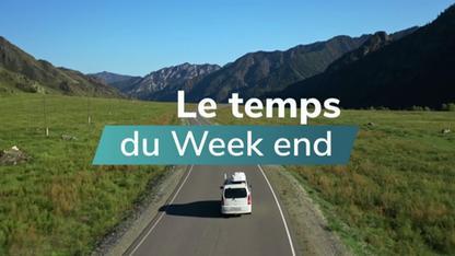 Météo week-end : des pluies samedi, amélioration dimanche