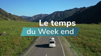 Météo du week-end : un samedi très perturbé, meilleur dimanche