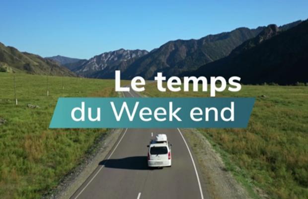 Week-end : calme et de plus en plus frais au nord
