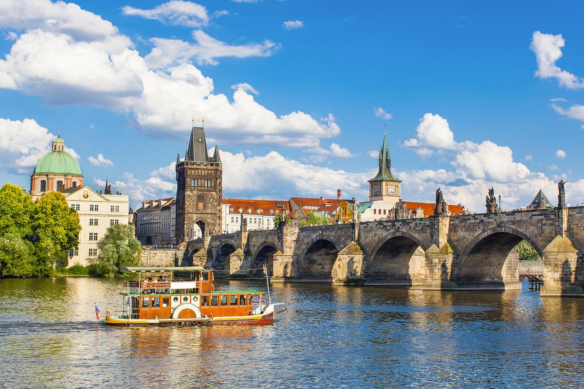 Meteo Praga - Repubblica Ceca (Prague) : Previsioni meteo ...